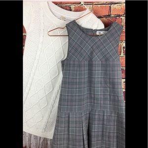 Two Cherokee Brand Girl Dresses Size Medium